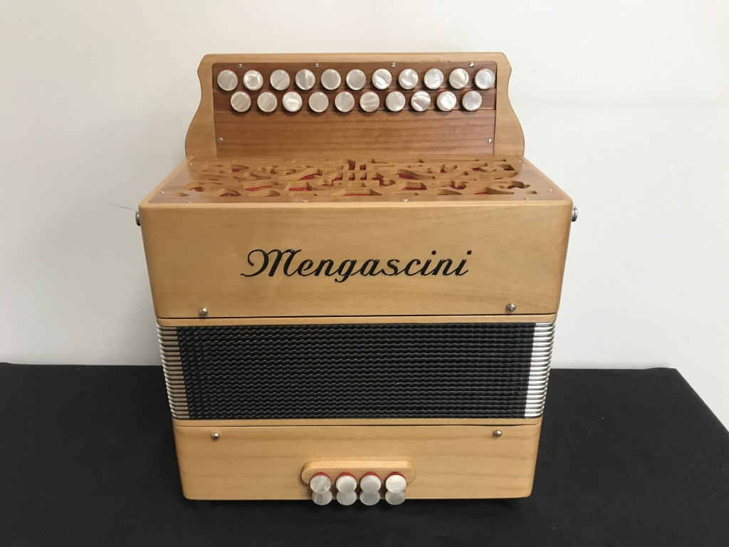 ACCORDEON MENGASCINI